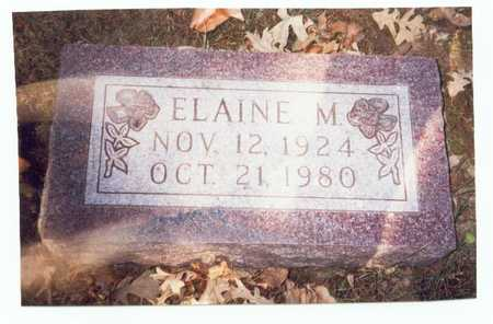 CAMPBELL, ELAINE M. - Pottawattamie County, Iowa   ELAINE M. CAMPBELL