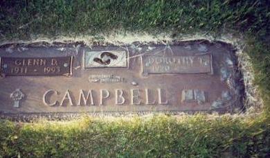 CAMPBELL, GLENN D. - Pottawattamie County, Iowa | GLENN D. CAMPBELL