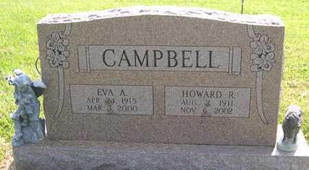 CAMPBELL, EVA A - Pottawattamie County, Iowa | EVA A CAMPBELL