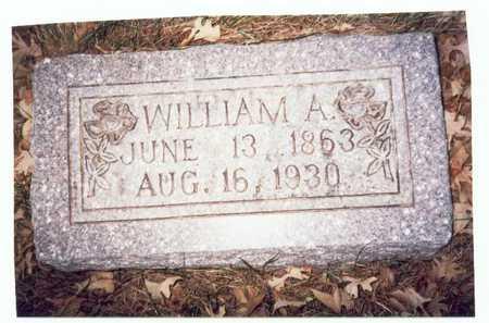 CAMPBELL, WILLIAM ALMA - Pottawattamie County, Iowa | WILLIAM ALMA CAMPBELL