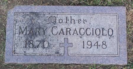 CARACCIOLO, MARY - Pottawattamie County, Iowa   MARY CARACCIOLO