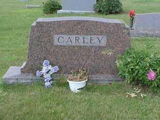 CARLEY, FAMILY STONE - Pottawattamie County, Iowa | FAMILY STONE CARLEY