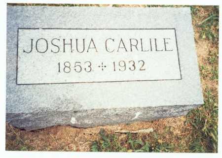 CARLILE, JOSHUA - Pottawattamie County, Iowa   JOSHUA CARLILE