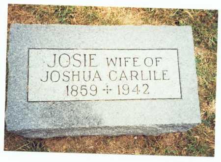 CARLILE, JOSIE - Pottawattamie County, Iowa | JOSIE CARLILE