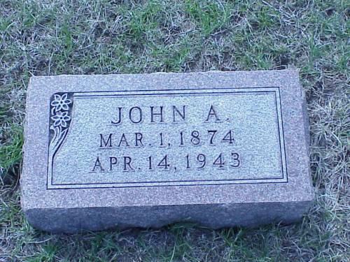 CARSE, JOHN A. - Pottawattamie County, Iowa | JOHN A. CARSE