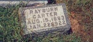 CARTER, RAYBURN - Pottawattamie County, Iowa | RAYBURN CARTER