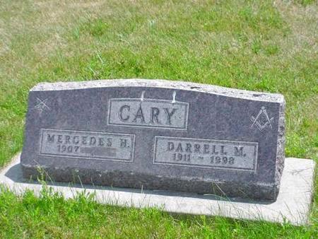 CARY, DARRELL M. - Pottawattamie County, Iowa | DARRELL M. CARY