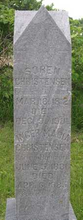CHRISTENSEN, SOREN - Pottawattamie County, Iowa | SOREN CHRISTENSEN