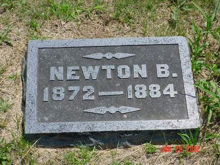 CHRISTIAN, NEWTON B. - Pottawattamie County, Iowa | NEWTON B. CHRISTIAN