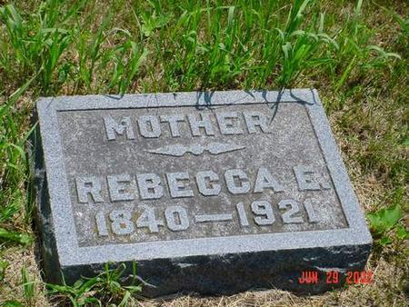 CHRISTIAN, REBECCA E. - Pottawattamie County, Iowa | REBECCA E. CHRISTIAN