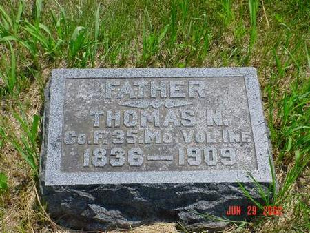 CHRISTIAN, THOMAS N. - Pottawattamie County, Iowa | THOMAS N. CHRISTIAN