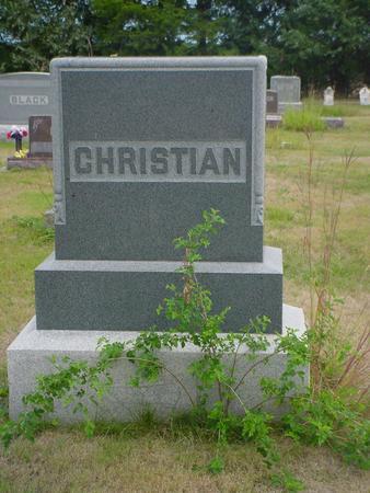 CHRISTIAN, THOMAS & REBECCA - Pottawattamie County, Iowa | THOMAS & REBECCA CHRISTIAN