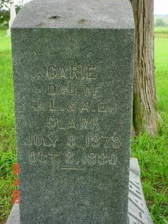 CLARK, CARIE - Pottawattamie County, Iowa | CARIE CLARK