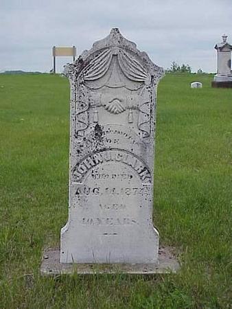CLARK, JOHN J. - Pottawattamie County, Iowa | JOHN J. CLARK