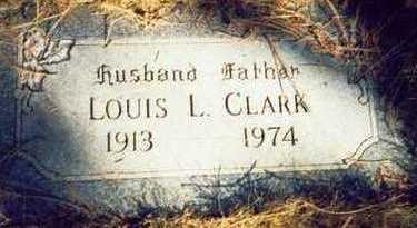 CLARK, LOUIS L. - Pottawattamie County, Iowa | LOUIS L. CLARK