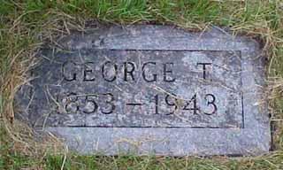 CLATYON, GEORGE T. - Pottawattamie County, Iowa | GEORGE T. CLATYON