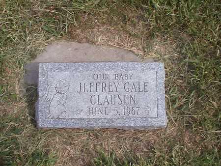 CLAUSEN, JEFFREY GALE - Pottawattamie County, Iowa | JEFFREY GALE CLAUSEN