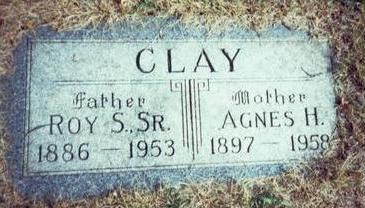 CLAY, ROY S. SR. - Pottawattamie County, Iowa | ROY S. SR. CLAY