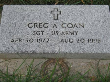 COAN, GREG A. - Pottawattamie County, Iowa | GREG A. COAN