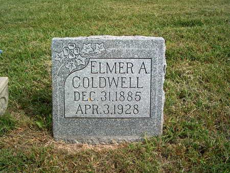 COLDWELL, ELMER A. - Pottawattamie County, Iowa | ELMER A. COLDWELL