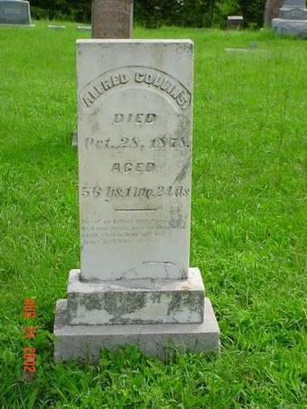 COLLINS, ALFRED - Pottawattamie County, Iowa   ALFRED COLLINS