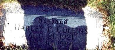 COLLINS, HARLEY P. - Pottawattamie County, Iowa | HARLEY P. COLLINS