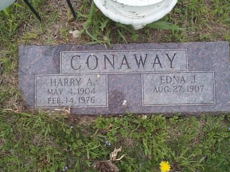 CONAWAY, HARRY A. & EDNA J. - Pottawattamie County, Iowa | HARRY A. & EDNA J. CONAWAY