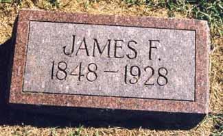 CONKLIN, JAMES FOUNTAIN - Pottawattamie County, Iowa | JAMES FOUNTAIN CONKLIN