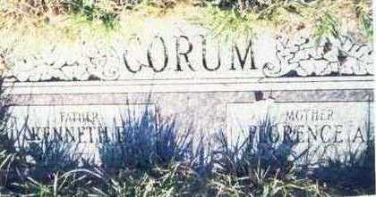 CORUM, KENNETH E. - Pottawattamie County, Iowa | KENNETH E. CORUM