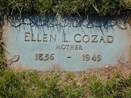 COZAD, ELLEN L - Pottawattamie County, Iowa | ELLEN L COZAD