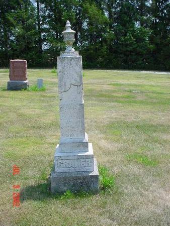 CRAMER, SARAH A. - Pottawattamie County, Iowa | SARAH A. CRAMER