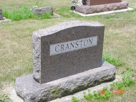 CRANSTON, GEORGE CLINTON - Pottawattamie County, Iowa | GEORGE CLINTON CRANSTON