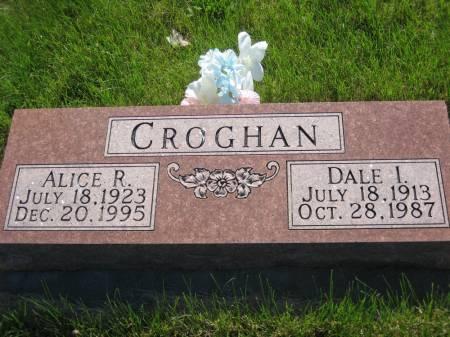 CROGHAN, DALE I. - Pottawattamie County, Iowa | DALE I. CROGHAN