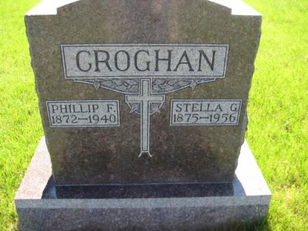 CROGHAN, PHILLIP F. - Pottawattamie County, Iowa | PHILLIP F. CROGHAN