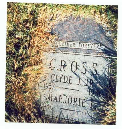 CROSS, CLYDE J. JR. - Pottawattamie County, Iowa | CLYDE J. JR. CROSS