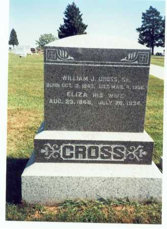 CROSS, WILLIAM J. - Pottawattamie County, Iowa | WILLIAM J. CROSS