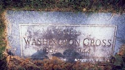 CROSS, WASHINGTON - Pottawattamie County, Iowa | WASHINGTON CROSS