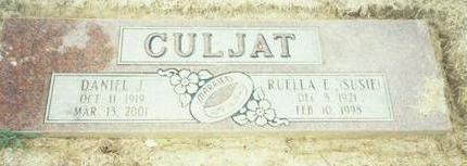 KELLEY CULJAT, RUELLA EVELYN