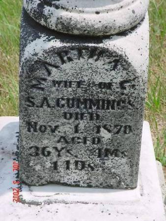 CUMMINGS, MARTHA L. - Pottawattamie County, Iowa | MARTHA L. CUMMINGS
