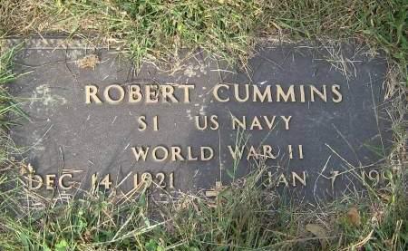 CUMMINS, ROBERT - Pottawattamie County, Iowa   ROBERT CUMMINS