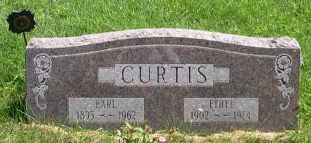CURTIS, EARL - Pottawattamie County, Iowa | EARL CURTIS