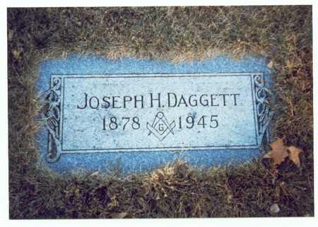 DAGGETT, JOSEPH H. - Pottawattamie County, Iowa | JOSEPH H. DAGGETT