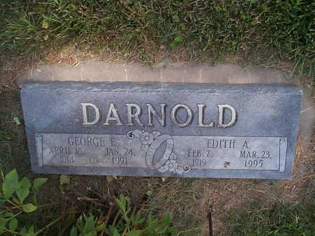 DARNOLD, GEORGE E. - Pottawattamie County, Iowa | GEORGE E. DARNOLD