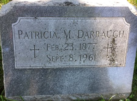 DARRAUGH, PATRICIA M - Pottawattamie County, Iowa | PATRICIA M DARRAUGH