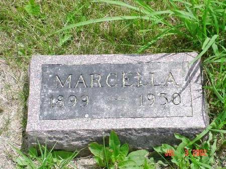 DAVIS, MARCELLA - Pottawattamie County, Iowa | MARCELLA DAVIS