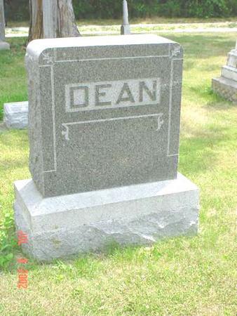DEAN, IDA B. - Pottawattamie County, Iowa | IDA B. DEAN