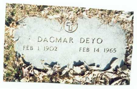 DEYO, DAGMAR - Pottawattamie County, Iowa | DAGMAR DEYO