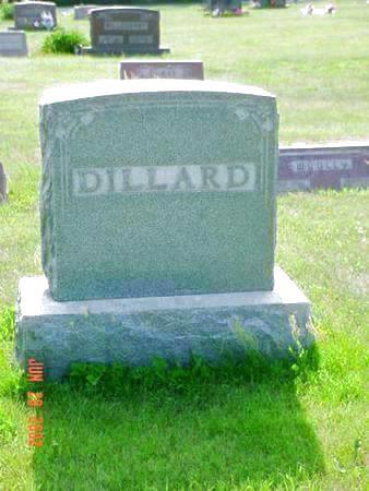 DILLARD, ELLA - Pottawattamie County, Iowa | ELLA DILLARD