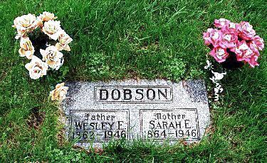 DOBSON, WESLEY E - Pottawattamie County, Iowa | WESLEY E DOBSON