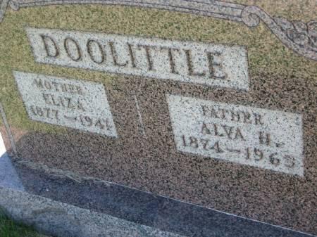 DOOLITTLE, ELIZA - Pottawattamie County, Iowa | ELIZA DOOLITTLE